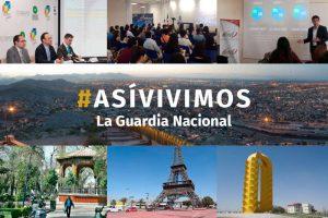 #AsíVivimos | La Guardia Nacional
