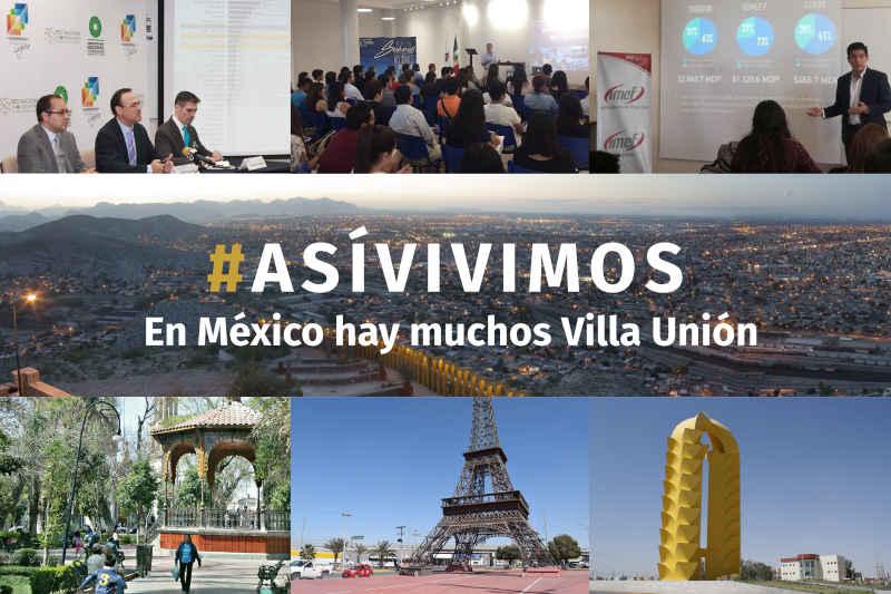 En México hay muchos Villa Unión