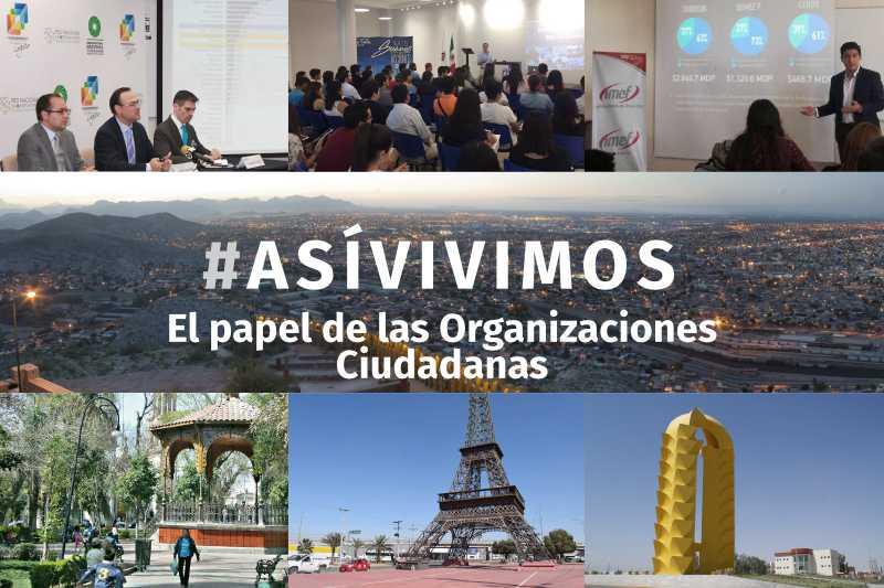 El papel de las Organizaciones Ciudadanas